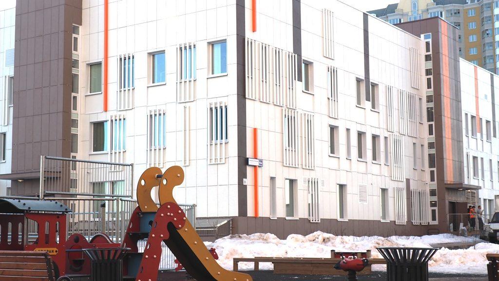 Москва Новые Ватутинки Нововатутинский бульвар Поликлиника в Ватутинках ОМС