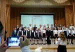 школьный концерт 4 класс троицк